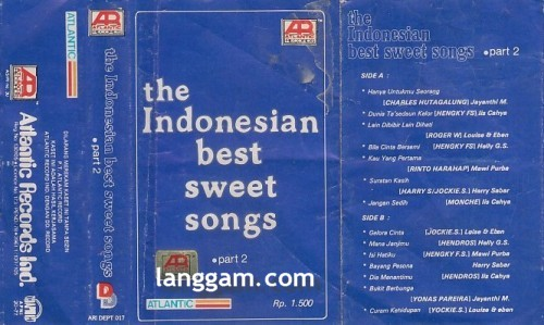 The Indonesian Best Sweet Songs Part 2