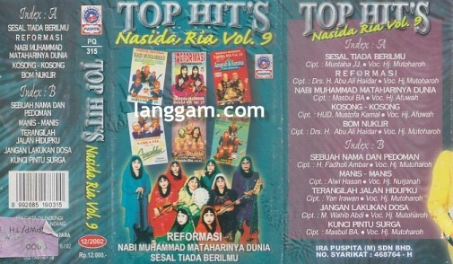 Top Hits Nasida Ria Vol 9