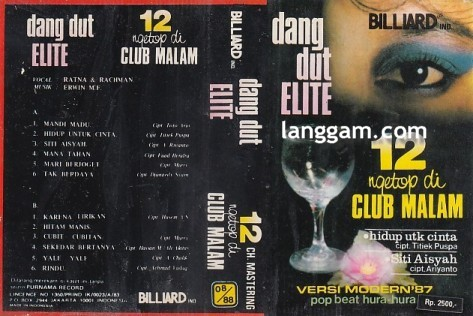 Dangdut Elite 12 Ngetop di Club Malam