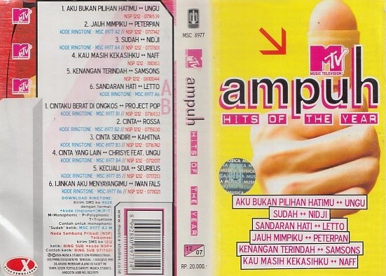 MTV Ampuh Hits of the Year