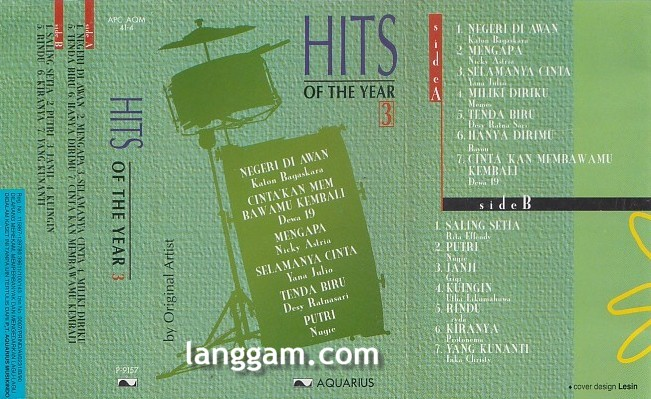 Hits of The Year 3
