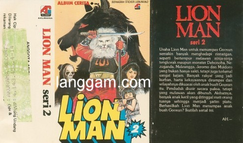 Lion Man Seri 2