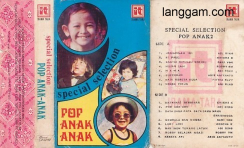 Special Selection Pop Anak-anak