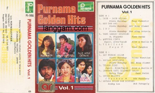 Purnama Golden Hits