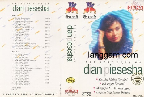 The Very Best Of Dian Piesesha