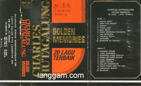 Golden Memories 20 Lagu Terbaik - Click Image to Close