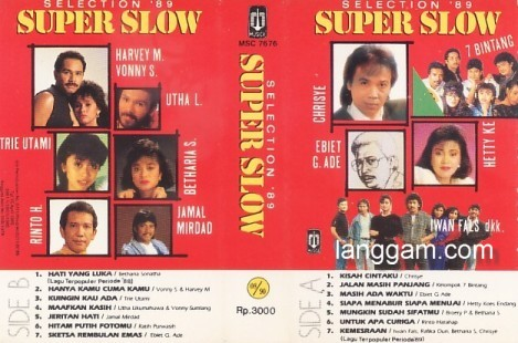 Selection '89 Super Slow