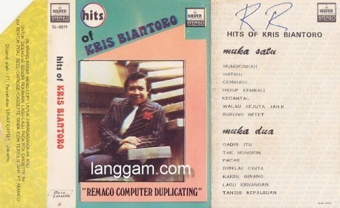 Hits Of Kris Biantoro - Click Image to Close