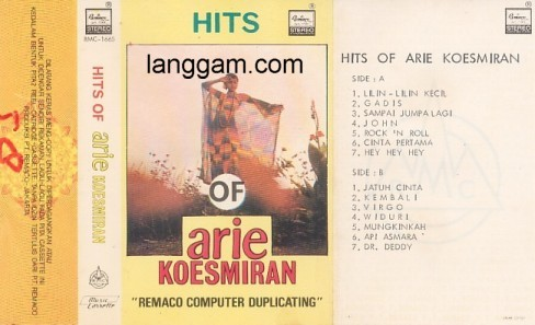 Hits Of Arie Koesmiran