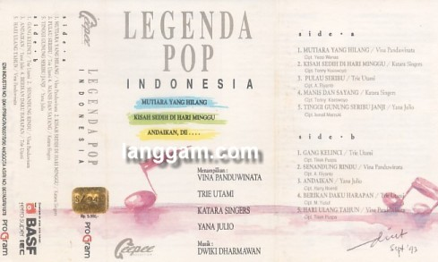 Legenda Pop Indonesia