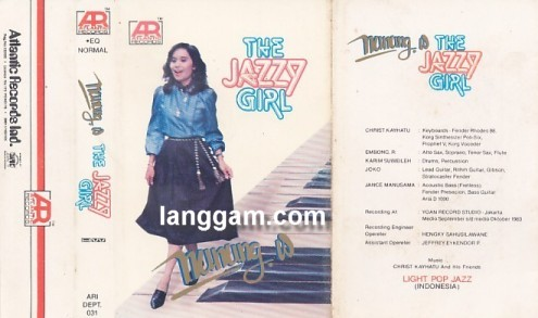 The Jazzy Girl
