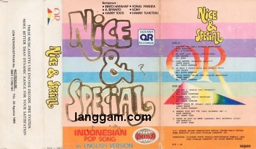 Nice & Special Indonesian Pop Song in English Version