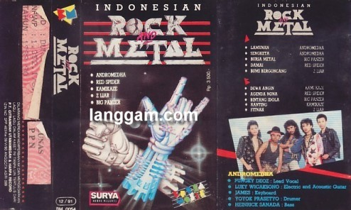 Indonesian Rock Metal