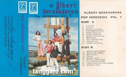 Pop Indonesia Vol 1