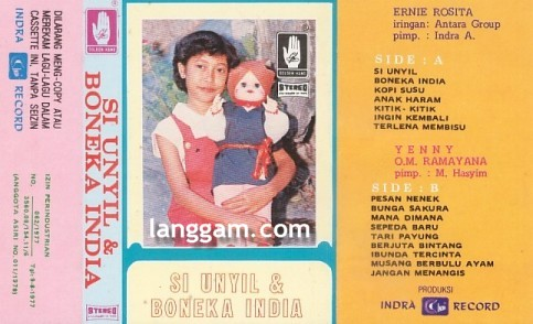 Si Unyil & Boneka India