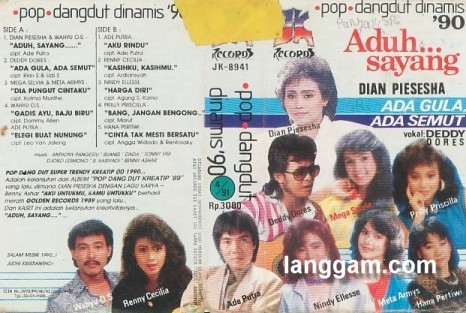 Pop Dangdut Dinamis '90