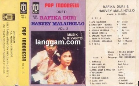Pop Indonesia Vol 3