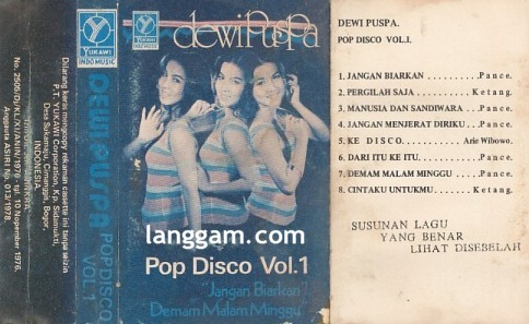 Pop Disco Vol 1