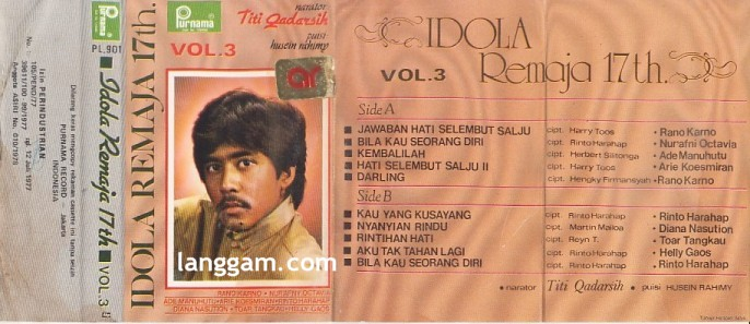Idola Remaja 17th Vol 3