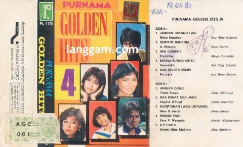 Purnama Golden Hits Vol 4