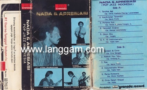 Nada dan Apresiasi Pop Jazz Indonesia