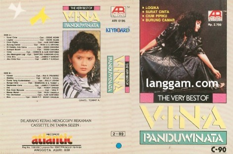 The Very Best Of Vina Panduwinata
