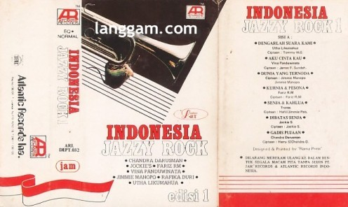 Indonesia Jazzy Rock Edisi 1