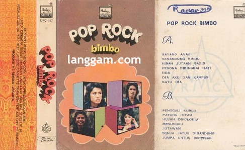 Pop Rock Bimbo
