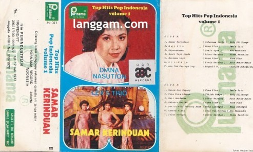 Top Hits Pop Indonesia Vol 1
