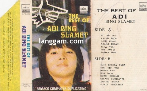 The Best Of Adi Bing Slamet