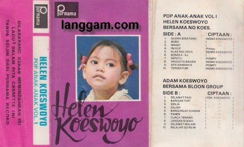 Pop Anak-anak Vol 1