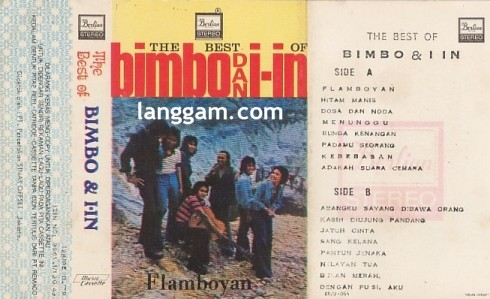 The Best Of Bimbo dan Iin - Flamboyan