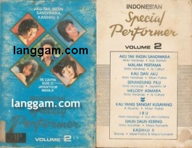 Indonesian Special Performer Volume 2
