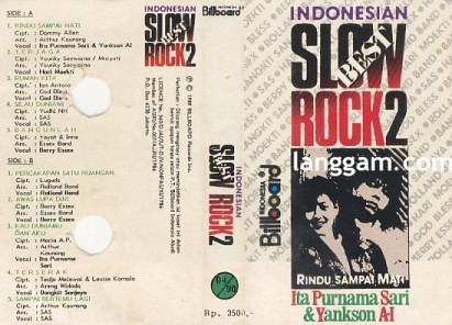 Indonesian Best Slow Rock 2
