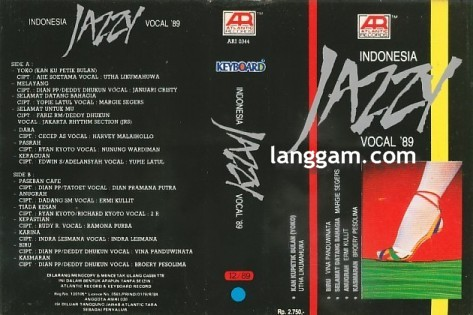 Indonesia Jazzy Vocal '89