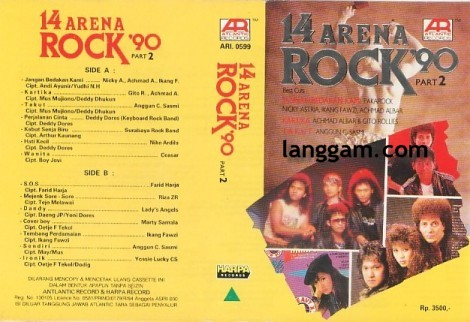 14 Arena Rock '90 Part 2