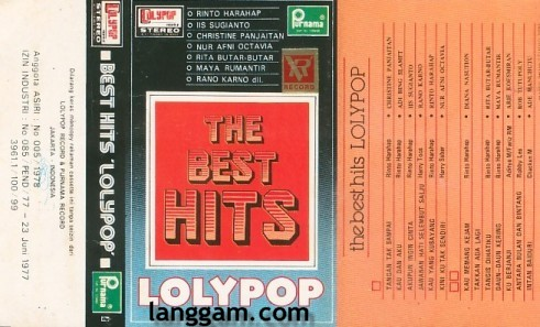 The Best Hits Lolypop
