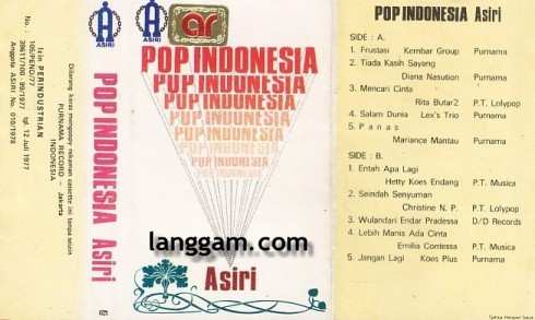 Pop Indonesia Asiri
