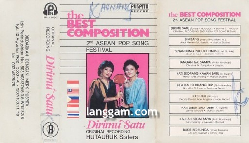 The Best Composition 2nd Asean Pop Song Festival