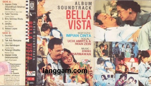 Album Soundtrack Bella Vista