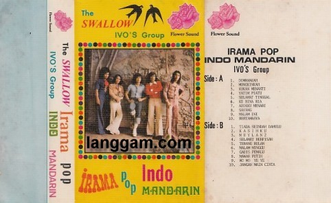 Irama Pop Indo Mandarin Vol 1