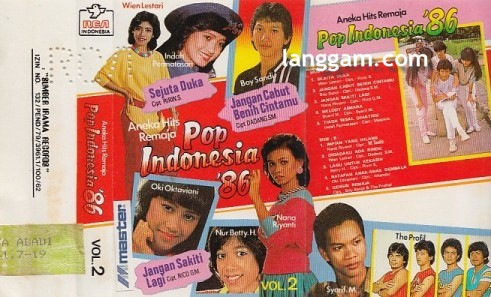 Pop Indonesia '86
