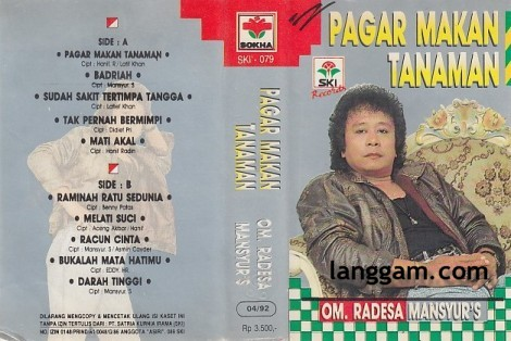 Pagar Makan Tanaman - Click Image to Close