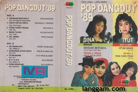 Pop Dangdut '89