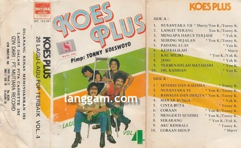 20 Lagu-lagu Pop Terbaik Vol 4 - Click Image to Close