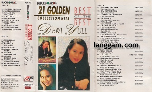 21 Golden Collection Hits - Best of the Best