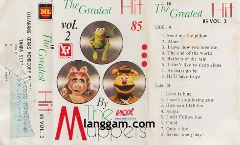 The Greatest Hit 85 Vol 2 by The Muppets