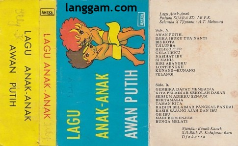 Lagu Anak Anak - Awan Putih - Click Image to Close