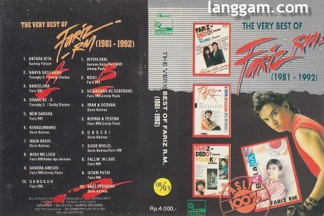 The Very Best of Fariz RM (1981-1992)
