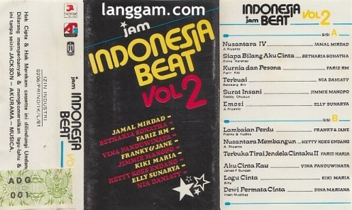 Indonesia Beat Vol 2